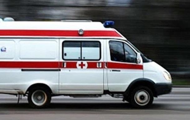 Двоє підлітків на мотоциклі потрапили в ДТП у Львівській області