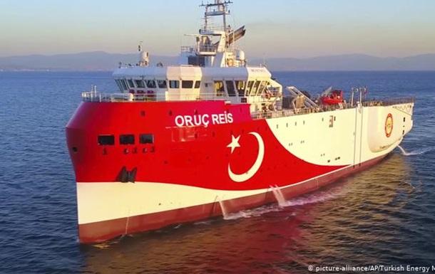 Туреччина відмовляється йти на поступки у конфлікті з Грецією