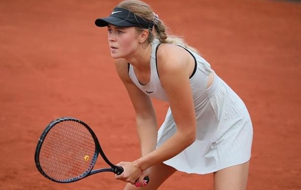 Молода українська тенісистка змінила громадянство