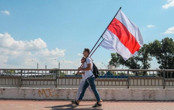 В Минске начался марш свободы