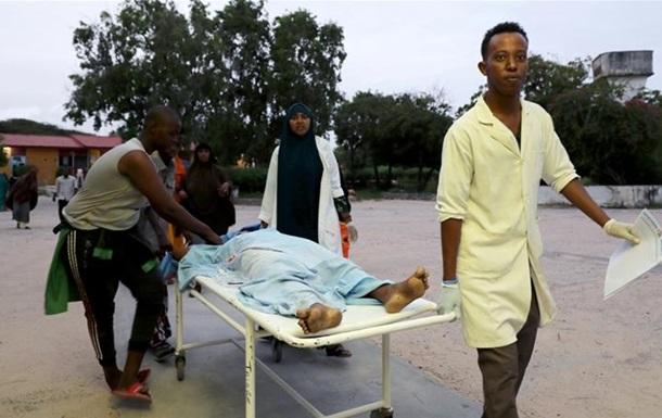 У Сомалі бойовики захопили готель, більше десяти жертв