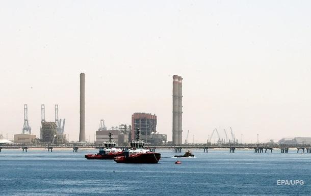 У Єгипті утилізують небезпечні речовини в портах