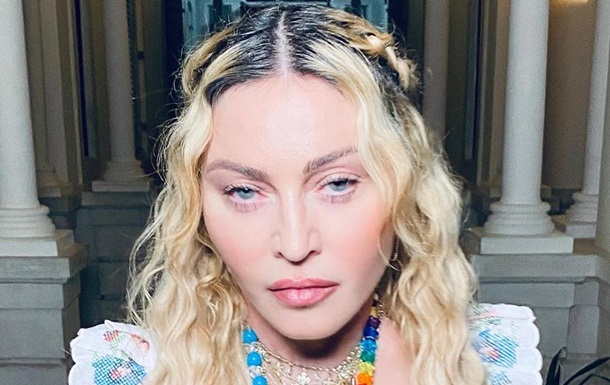 Мадонна отпраздновала 62-летие с тарелкой конопли