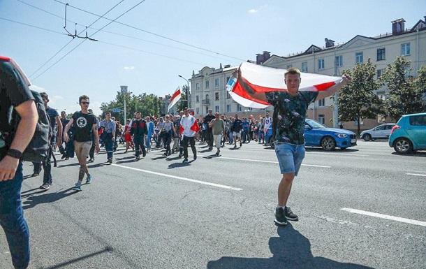 ЦВК Білорусі не знайшла причин не визнавати вибори