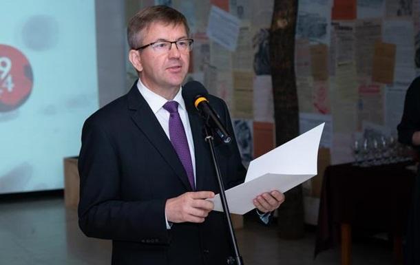 Посол Білорусі в Словаччині подав у відставку