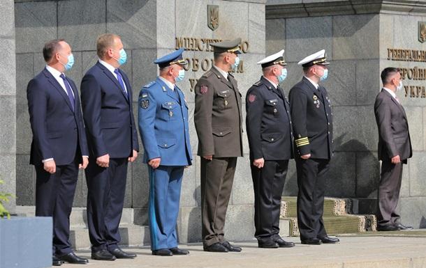 Украина и Британия заключили оборонные соглашения