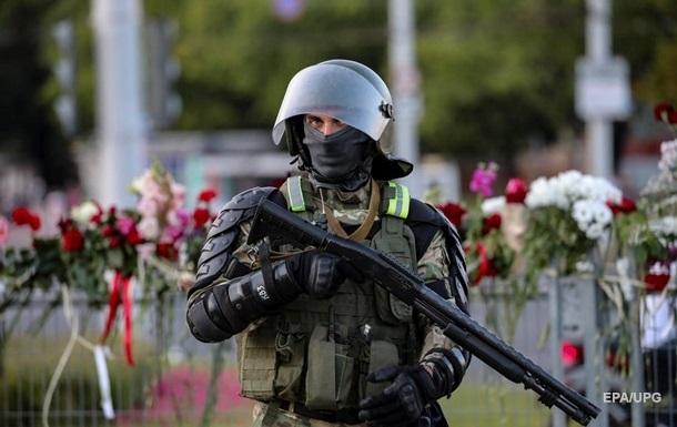 МВД Беларуси объяснило награждение силовиков