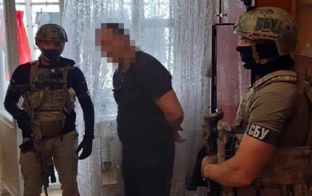 СБУ задержала организатора поджога автомобиля журналистки «Радио Свобода»