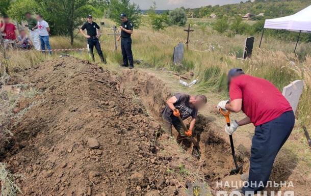 В Славянске найдено массовое захоронение убитых в 2014 году