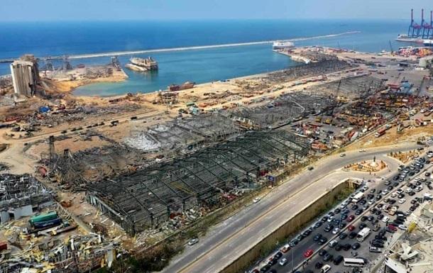 Директора порту в Бейруті заарештували - ЗМІ