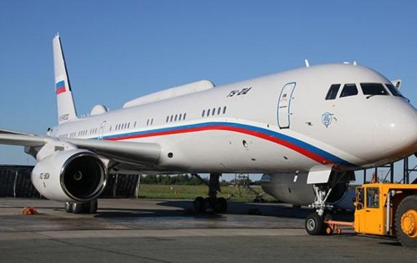 У Мінську приземлився борт ФСБ Росії - ЗМІ