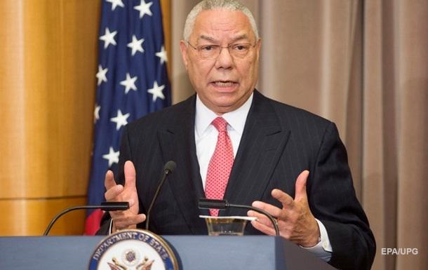 Екс-глава Держдепу США підтримав Байдена на виборах