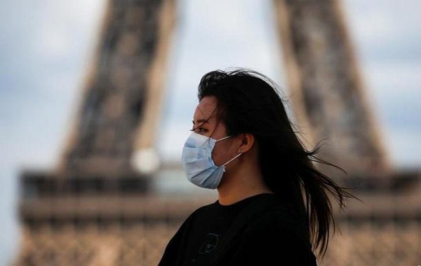 У Франції запроваджують обов язкове носіння масок в офісах