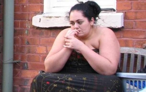 Весившая два центнера женщина похудела вдвое