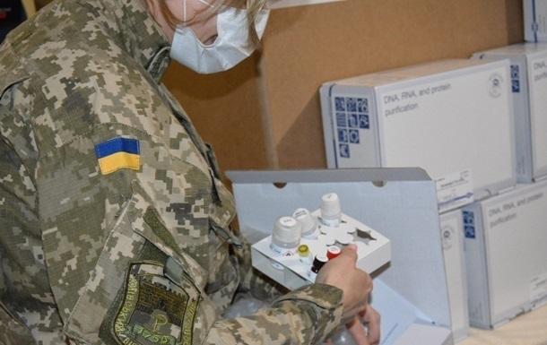 У ЗСУ виявили 40 нових випадків коронавірусу