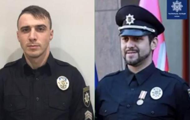 В Киеве патрульные предотвратили самоубийство