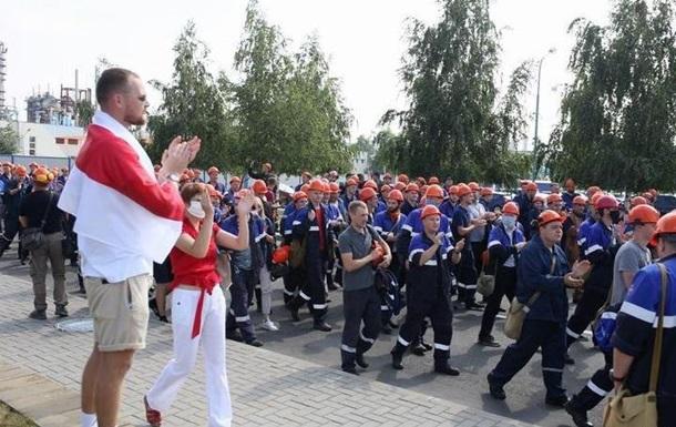 У Білорусі збиток від протестів оцінили в $ 0,5 млрд