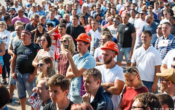 ЗМІ: Страйк Білоруськалію вдарить по економіці країни