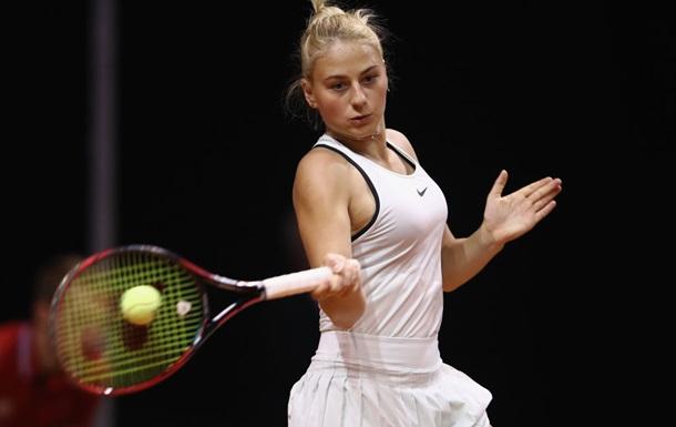 Костюк попала в основную сетку US Open