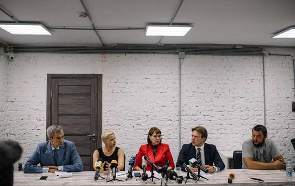 Координаційна рада Білорусі почала роботу