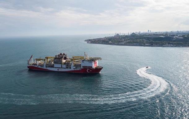 Турция обнаружила новые газовые месторождения в Черном море - СМИ