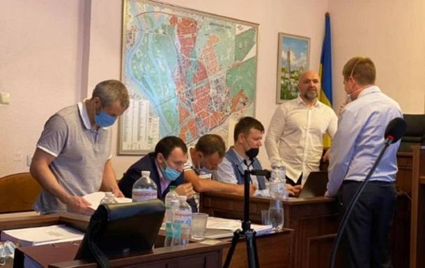 Дело Гандзюк: Суд арестовал Левина и Мангера
