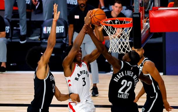 НБА: Торонто повел в серии с Бруклином, Денвер проиграл Юте