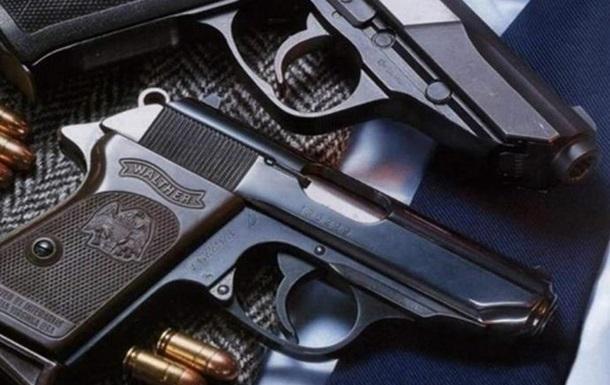У Львівській області посилено заходи із протидії незаконному обігу зброї