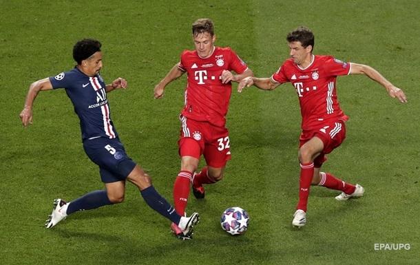 Смотреть онлайн ПСЖ-Бавария финал Лиги Чемпионов
