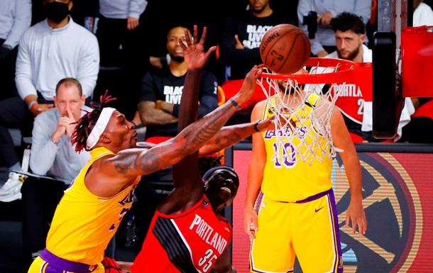 НБА: Милуоки и Лейкерс взяли реванш за поражение на старте плей-офф
