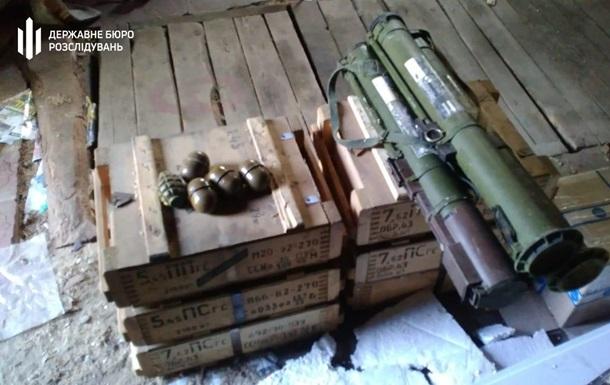 Полковник зовнішньої розвідки і екс-прикордонник вивозили зброю із зони ООС