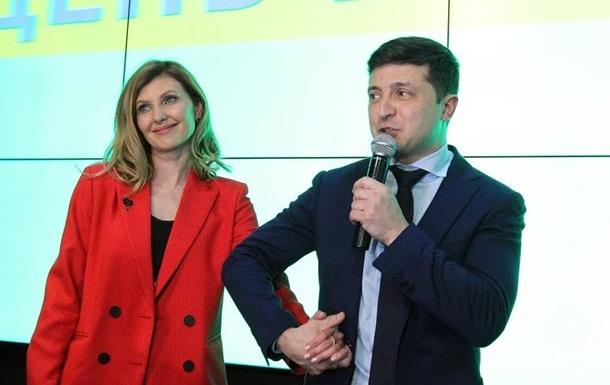 З дружиною Зеленського на COVID хворів і його син