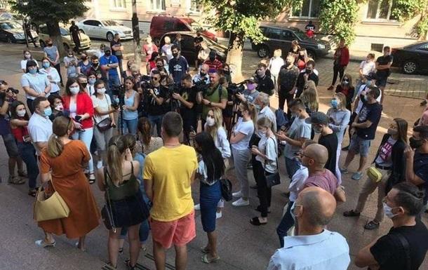 У Чернівцях протестують проти посилення карантину
