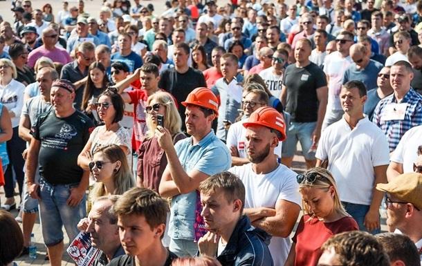 Один з лідерів страйкому Білоруськалію розповів про втечу з КДБ