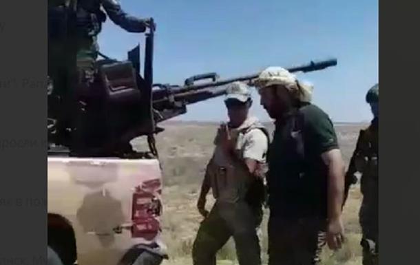 У Сирії на відео потрапив момент загибелі генерала