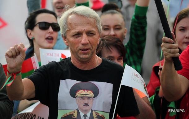 Протести в Білорусі. Лукашенко знайшов винних