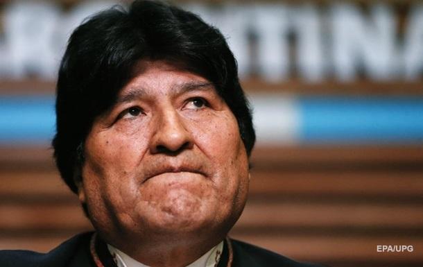 На колишнього президента Болівії завели справу про зґвалтування