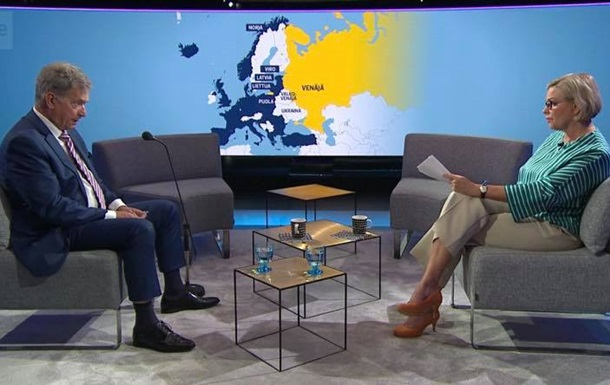 Финский телеканал показал Крым как часть РФ