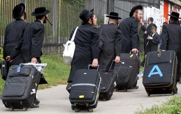 Ізраїль просить Київ заборонити паломництво