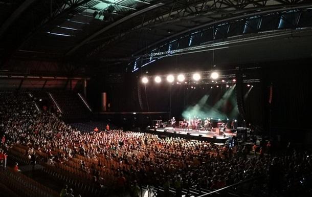 В Германии прошел  коронавирусный  концерт