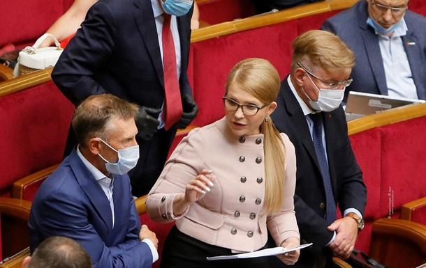 У Тимошенко виявили коронавірус - ЗМІ