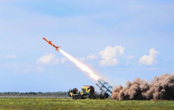 ВСУ приняли на вооружение ракетный комплекс Нептун