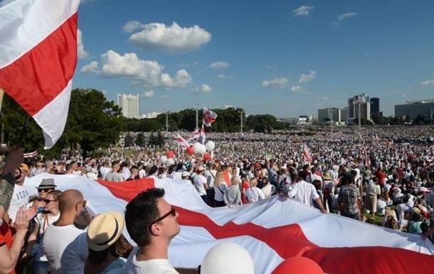 У Білорусі знову почалися масові протести