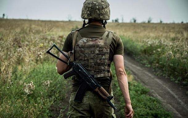 На Донбасі близько місяця немає бойових втрат