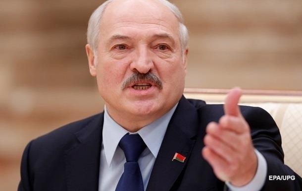 З явилося відео Лукашенка з вертольота