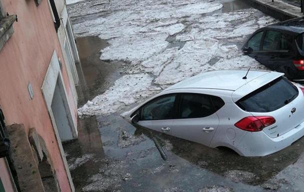 В Италии подсчитывают ущерб из-за ливней