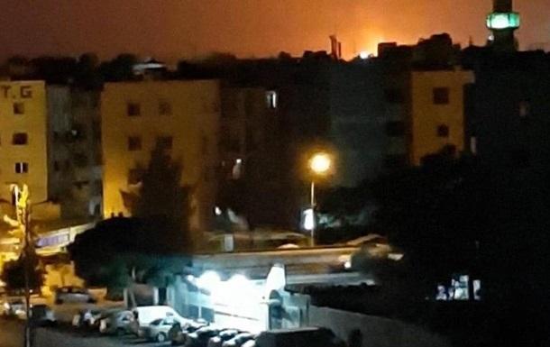 Сирия осталась без электричества из-за взрыва под Дамаском