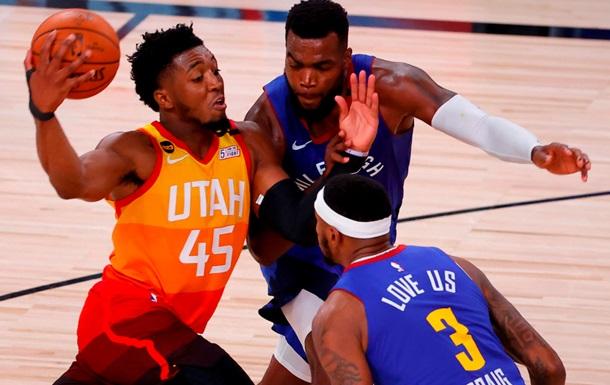 НБА: Торонто уничтожил Бруклин, Митчелл прибил Денвер