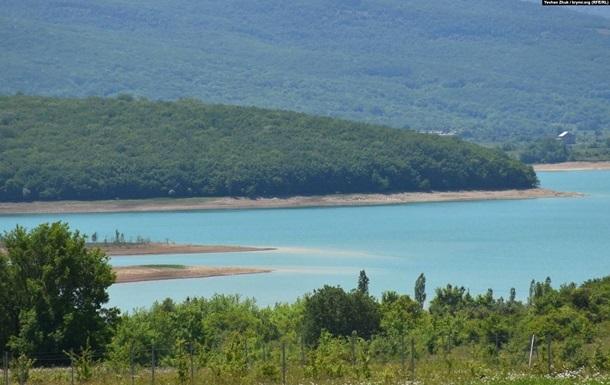 В Крыму начали ограничивать подачу воды