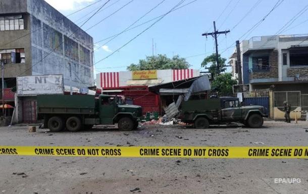 На Філіппінах стався подвійний теракт